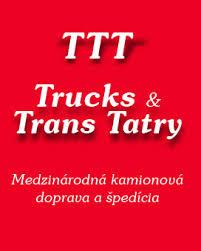 TTT - Trucks & Trans Tatry, s.r.o.-Svit